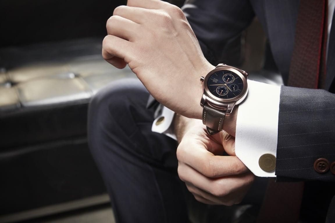 LG Watch Urbane 1