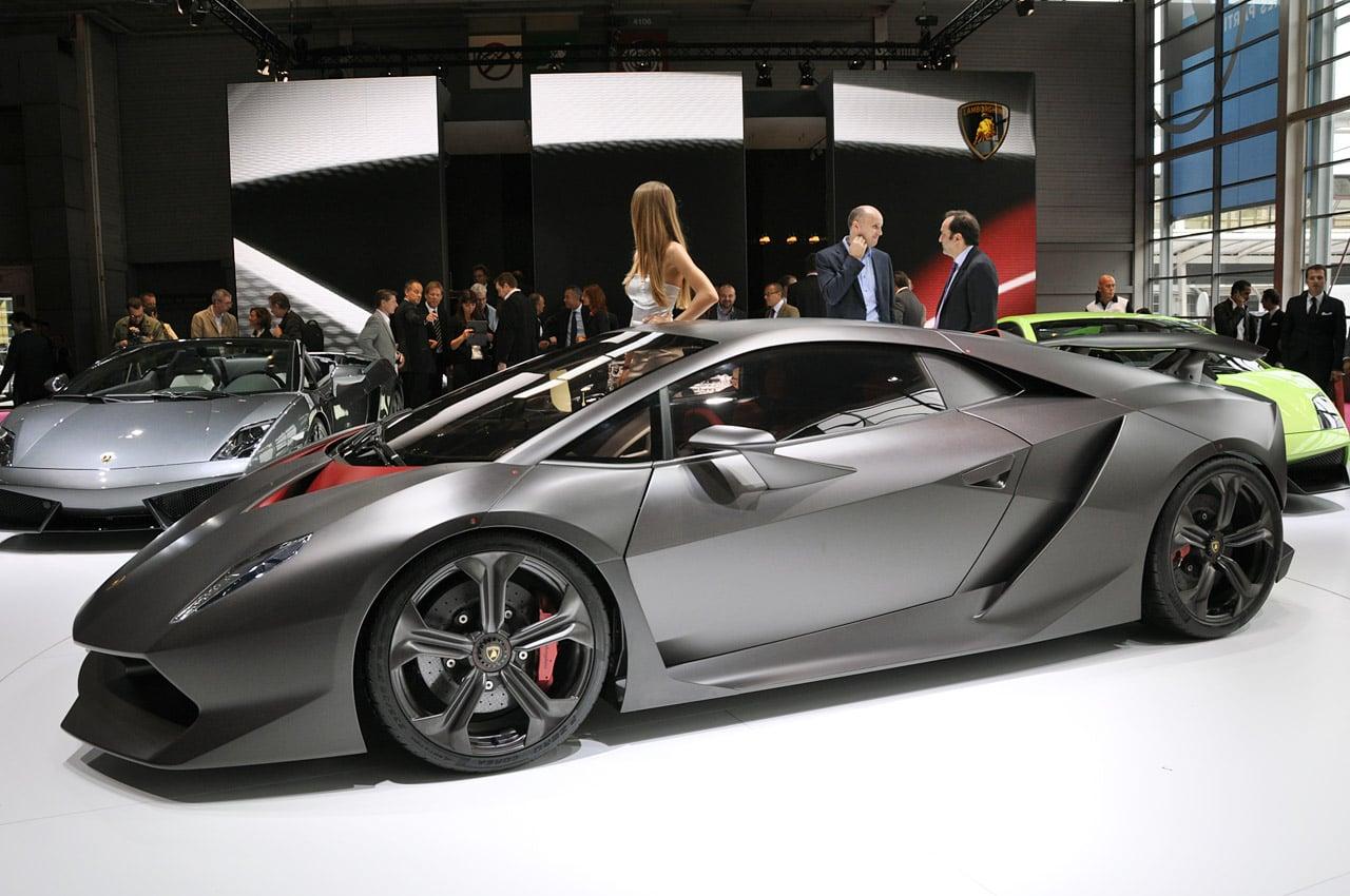 Lamborghini Sesto Elemento Men S Gear