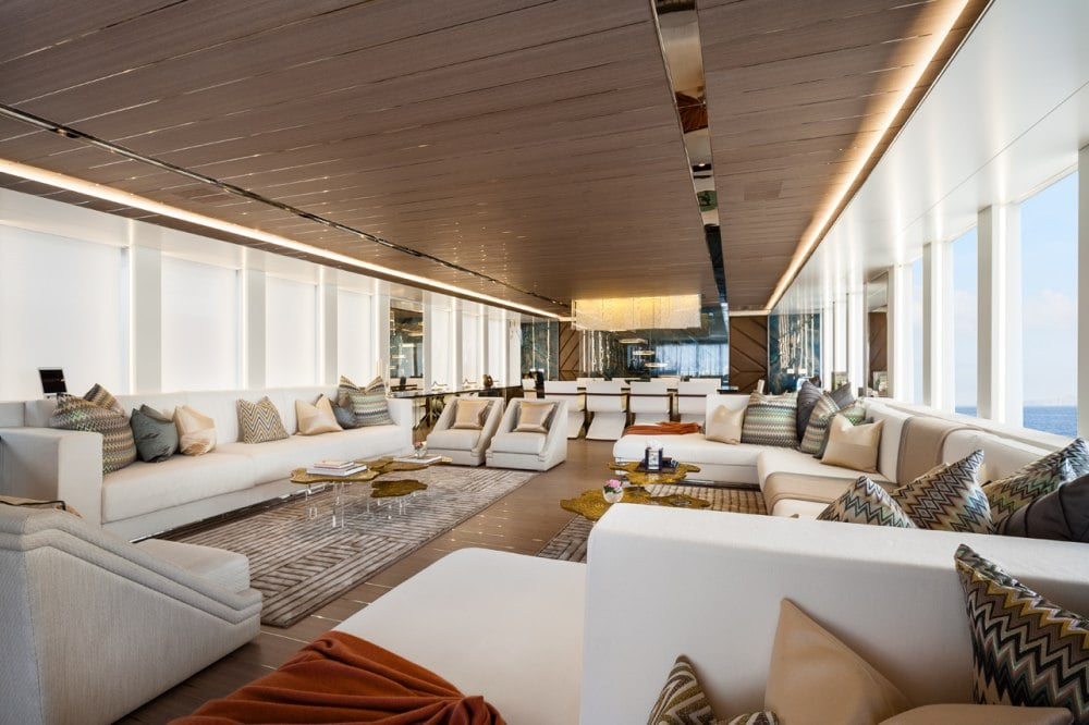 Logica 147-01 Superyacht Living Area