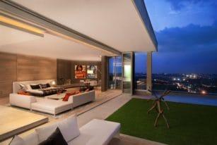 Lux Triplex Penthouse