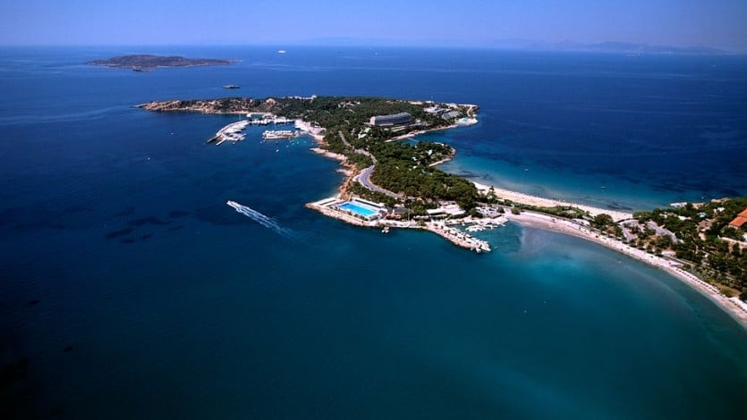 Luxury Arion Resort & Spa in Athens