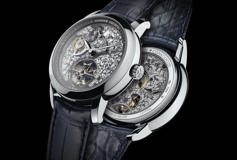 Métiers d'Art luxury timepieces