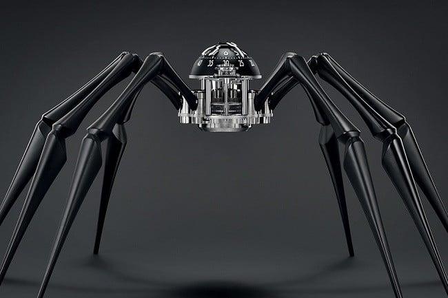 MB & F Arachnophobia Clock 1