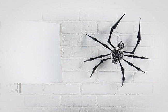 MB & F Arachnophobia Clock 2