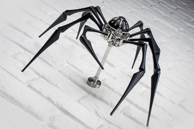 MB & F Arachnophobia Clock 4
