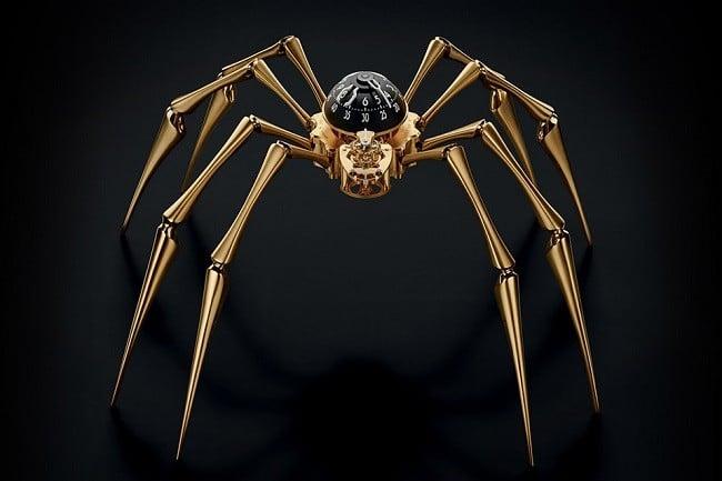 MB & F Arachnophobia Clock 5