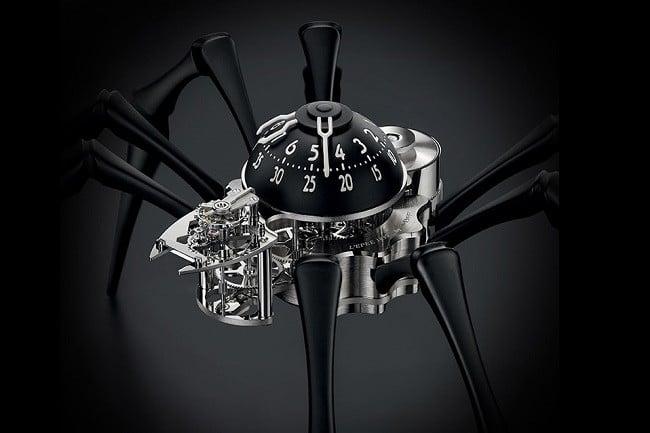 MB & F Arachnophobia Clock 6