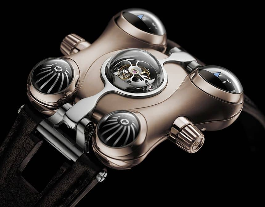 MB&F HM6 Space Pirate Watch Case