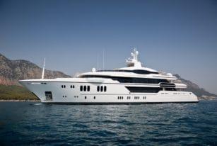 Majestic Irimari Superyacht by Sunrise Yachts
