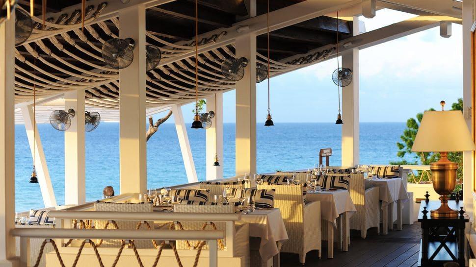 Malliouhana Resort Dining Area