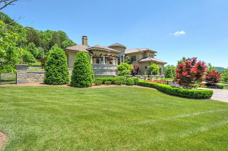 Mediterranean Villa in Nashville