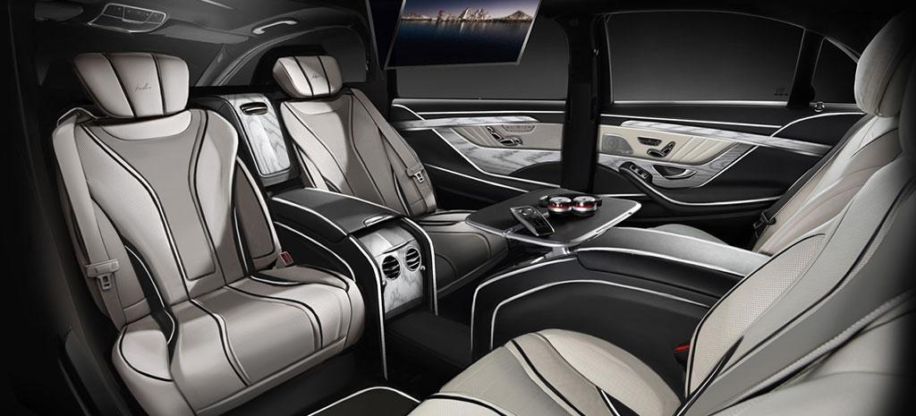 Mercedes-Benz S-Class XXL Interior