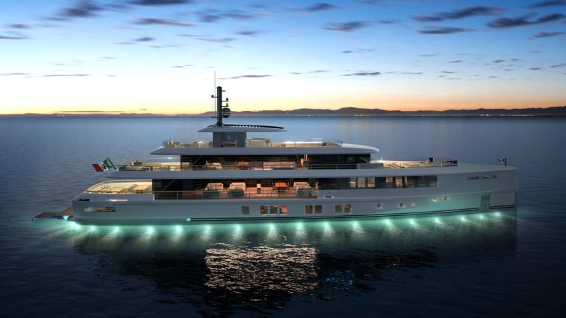 Momentum Yachts by Admiral Yachts Lights