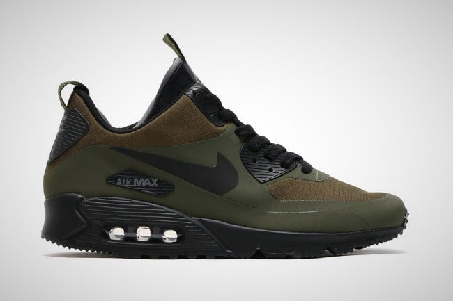 Advanced Nike Air Max 90 Utility Olive Dark Loden Black 858956 300 Men's Athletic Sneakers Running Shoes 858956 300