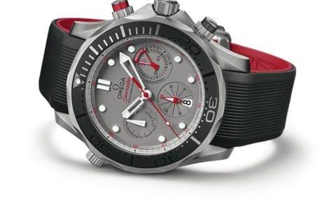 Omega Seamaster Diver 300M ETNZ Timepiece