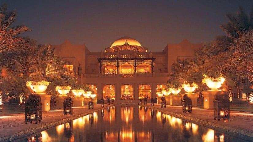 One&Only Royal Mirage Luxury Resort, Dubai