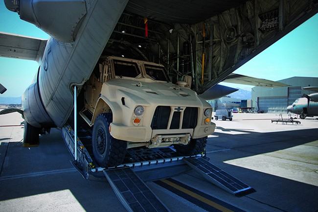 Oshkosh Defense Joint Light Tactical Vehicle 12