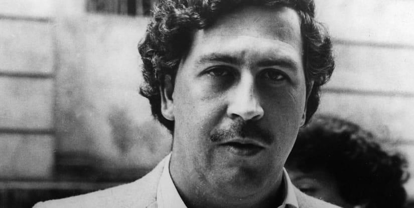 Pablo Emilio Escobar Gaviria the notorious Colombian drug lord