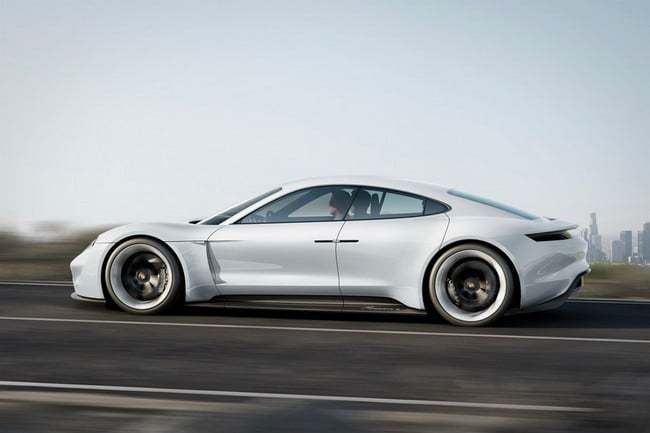 Porsche Mission E Concept 5