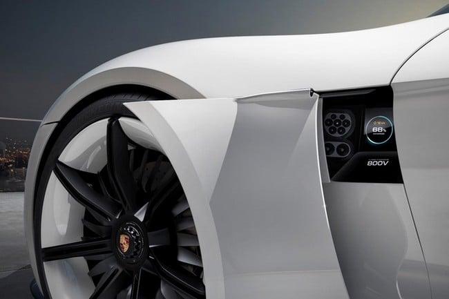 Porsche Mission E Concept 9
