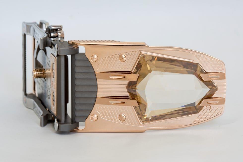 R60 Diablo Belt Buckle