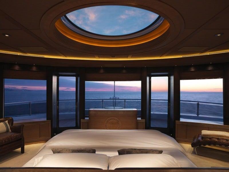RV Pegaso Yacht Room View