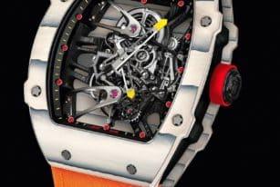 Richard Mille Tourbillon RM 27-02 Watch