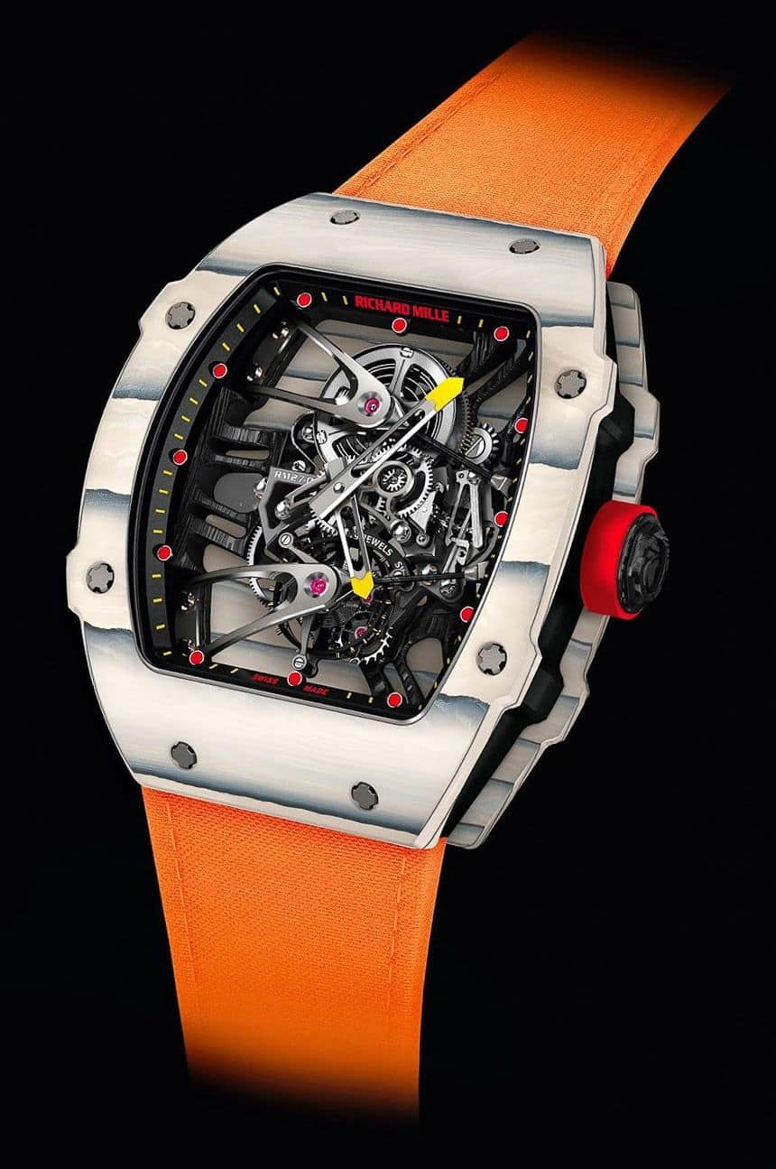 Richard Mille Tourbillon RM 27-02 Watch