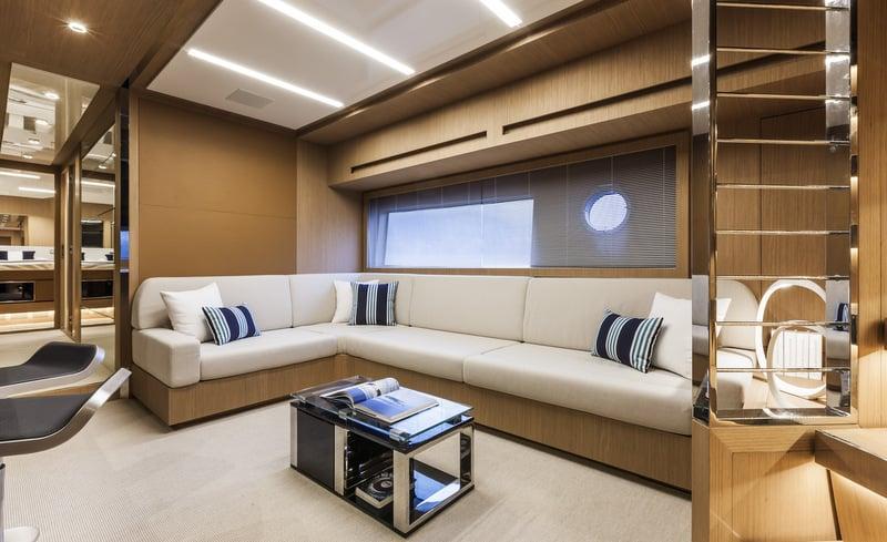 Riva 88' Florida Yacht Saloon