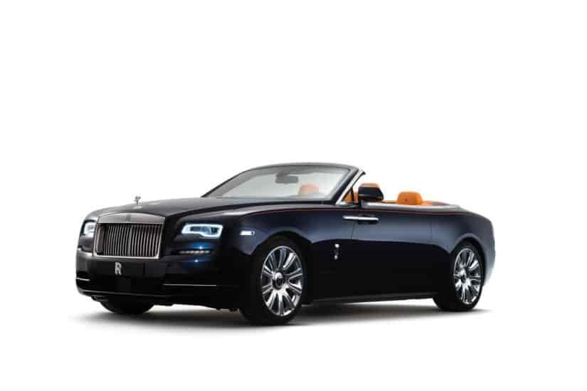 Rolls Royce Dawn Exterior Design