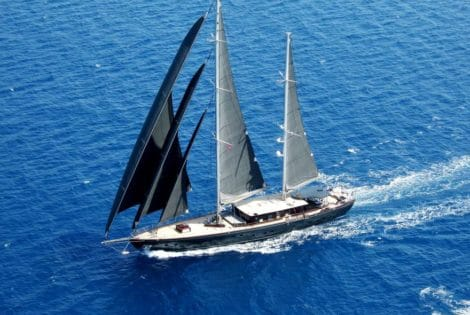 Star Sailing Yacht