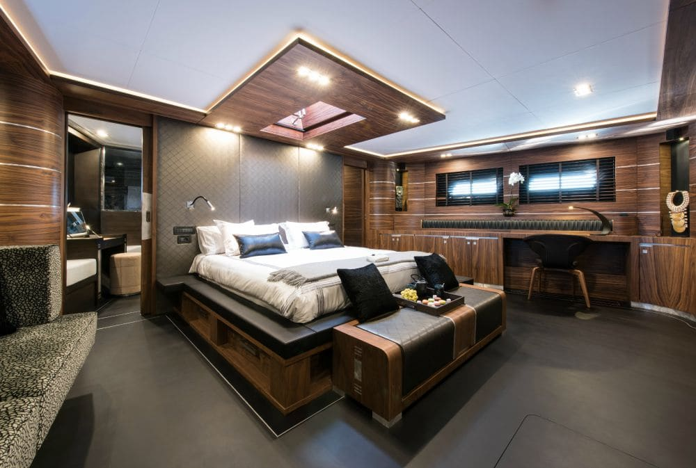 Rox Star Sailing Yacht Master Suite