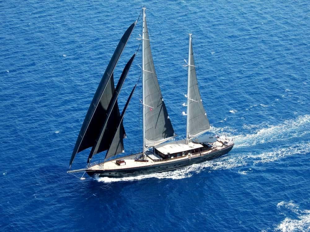 Star Sailing Yacht