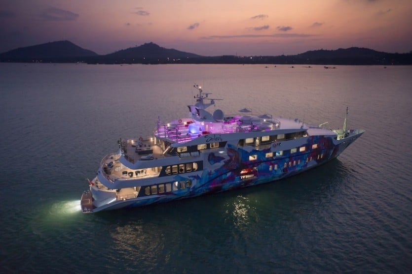 Saluzi Motor Yacht