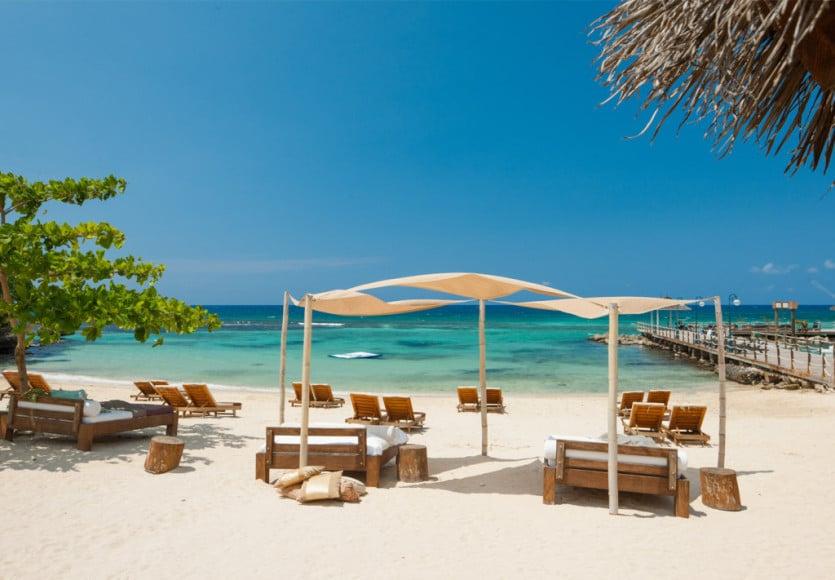 Sandals Ochi Beach Resort Beach 1