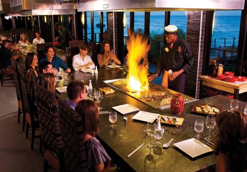 Sandals Ochi Beach Resort Exotic Cuisine