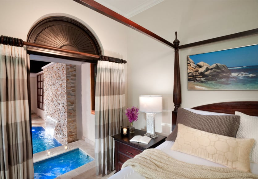 Sandals Ochi Beach Resort Private Pool