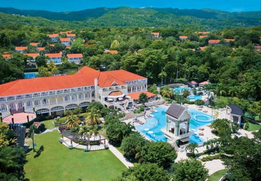Sandals Ochi Beach Resort The Great House