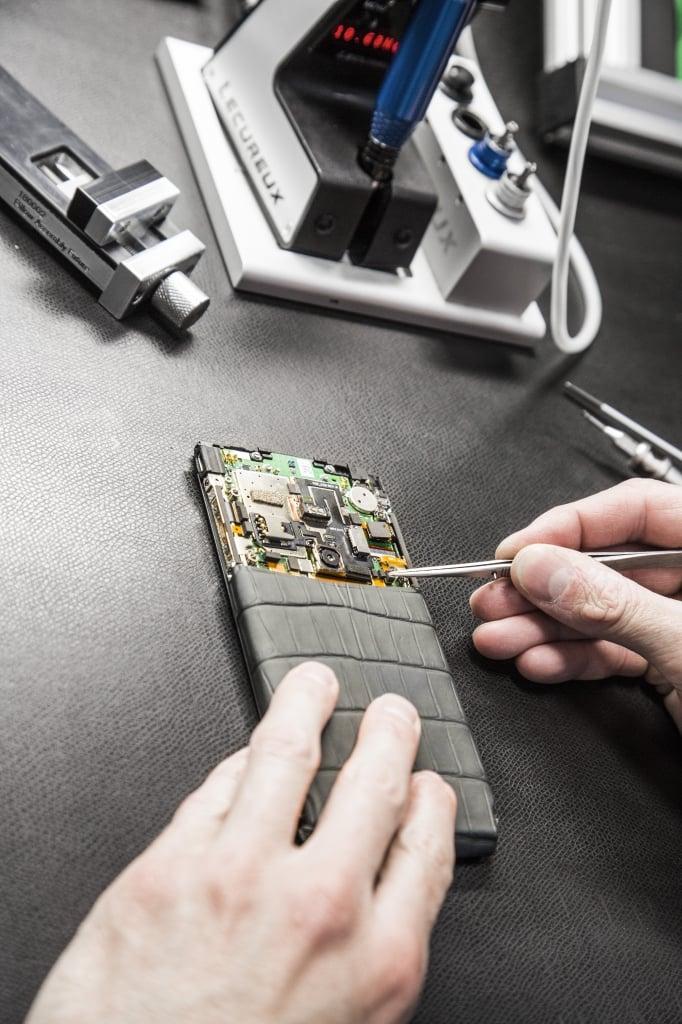 Signature Touch Craftsmanship