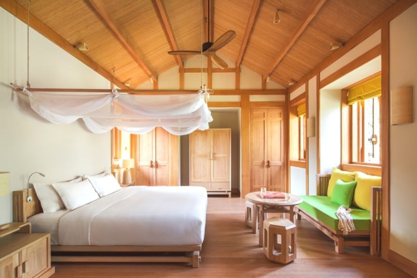 Six Senses Qing Cheng Mountain, China Room