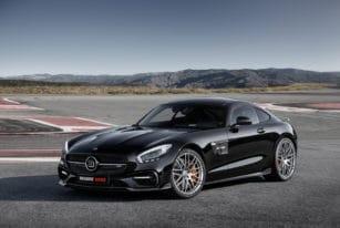 Superb Brabus Mercedes-AMG GT