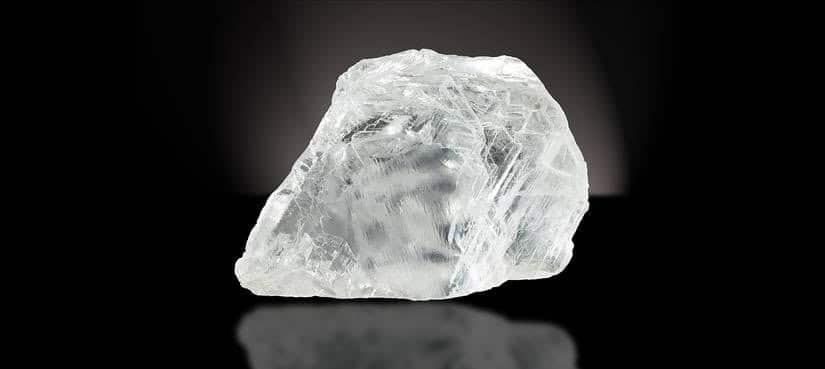 The Cullinan Heritage is a 507.55 carat rough diamond
