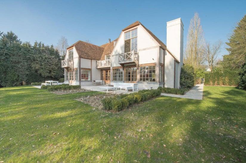 The Exquisite Villa Modern in Belgium