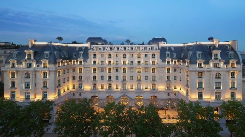 The Peninsula Paris Luxury Hotel