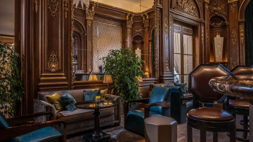 The Peninsula Paris Luxury Hotel Bar