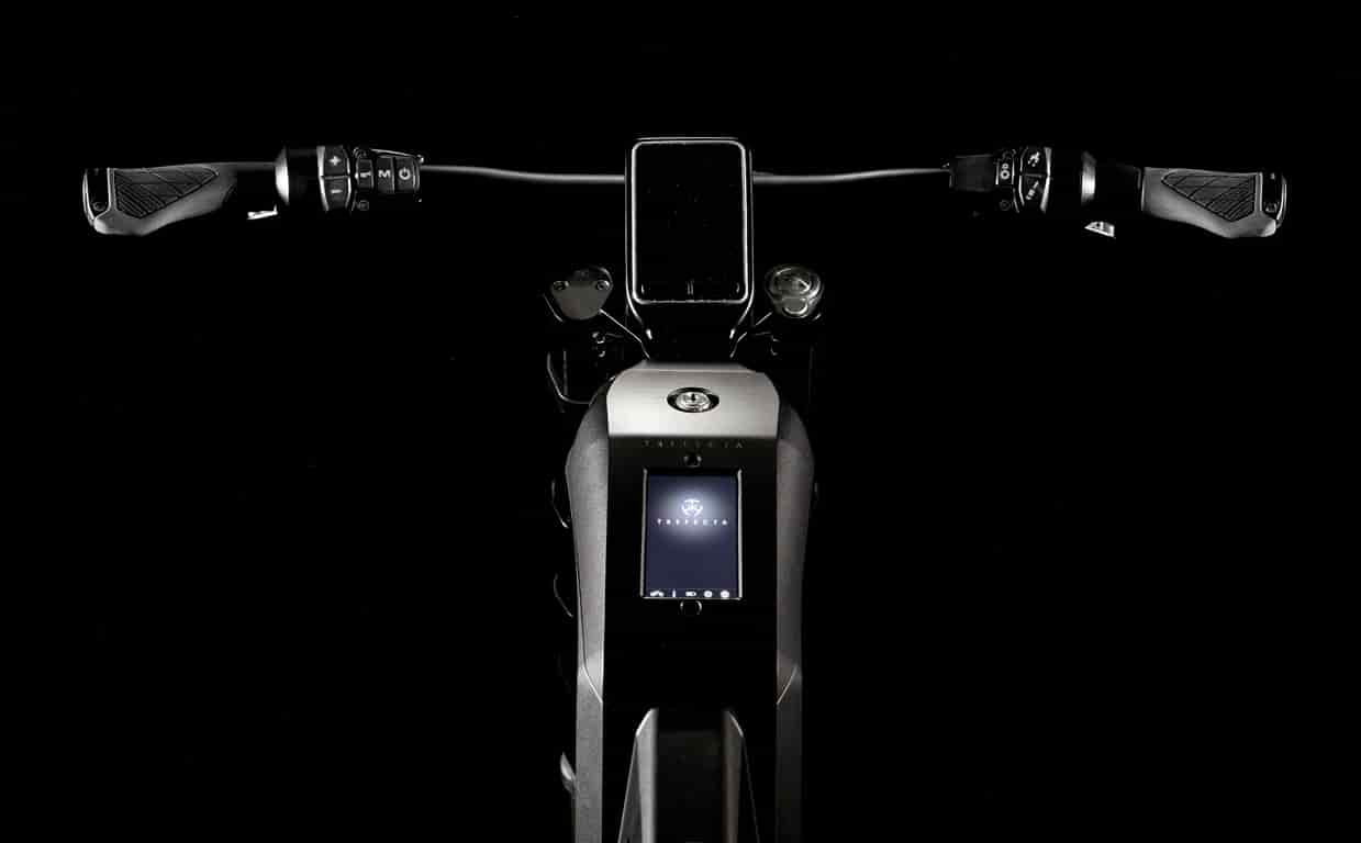 Trefecta DRT Electric Bike Handlebar Controls