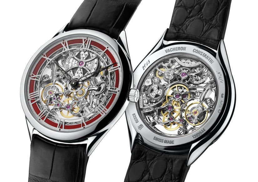 Vacheron Constantin - Swiss luxury watch brands