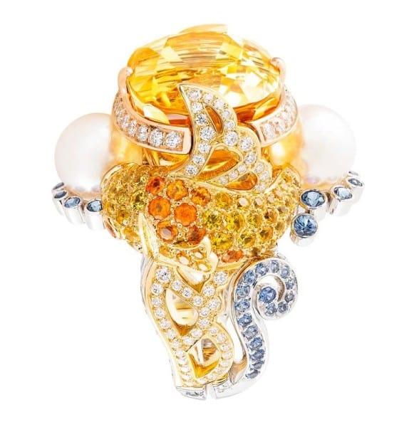 Van Cleef & Arpels Watch Gemstones
