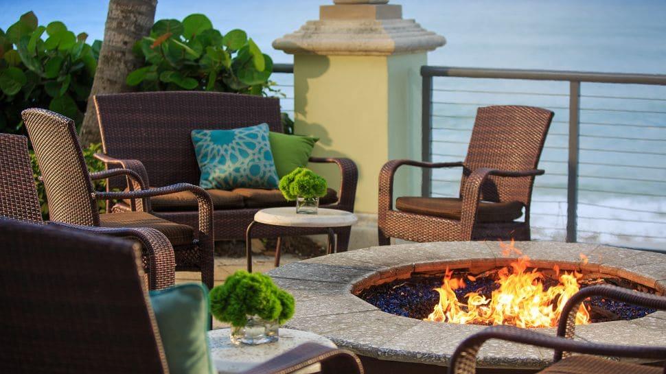 Vero Beach Hotel & Spa Firepit