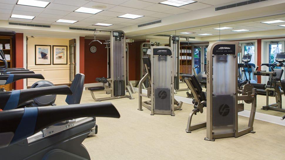 Vero Beach Hotel & Spa Fitness Center